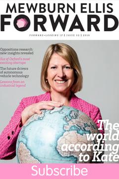 Forward Magazine Subscribe CTA