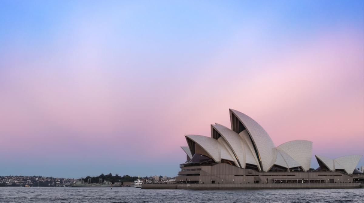 australia sydney opera house innovation patent